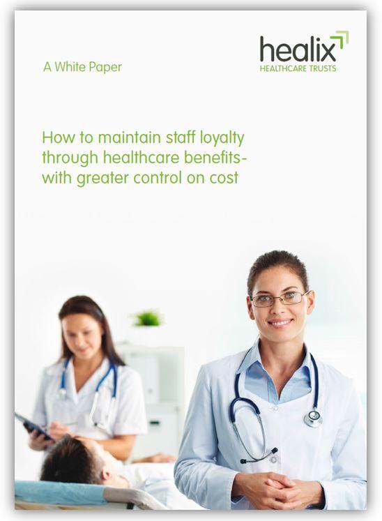 Healthcare Trust White Paper