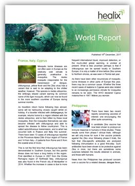 Dec World Report