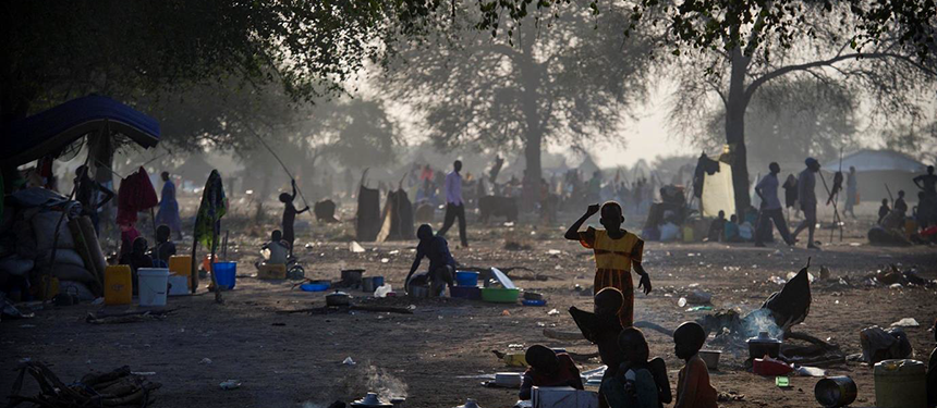 South Sudan Evacuation