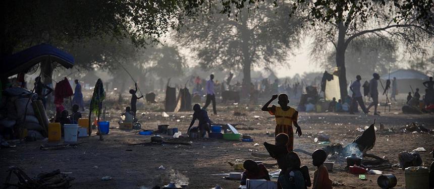 South Sudan Evacuation