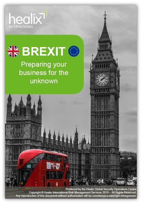 Brexit Guide Front Cover