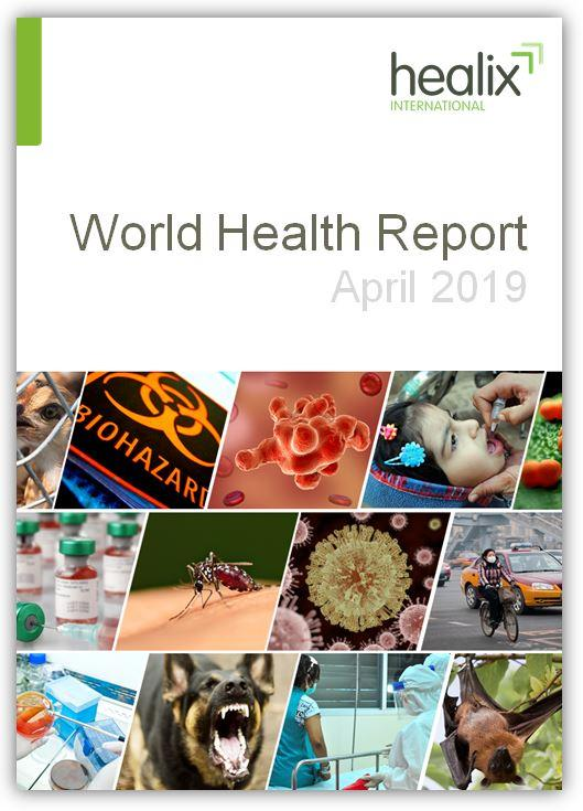 April World Health Report 2019