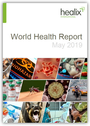 May World Health Report 2019