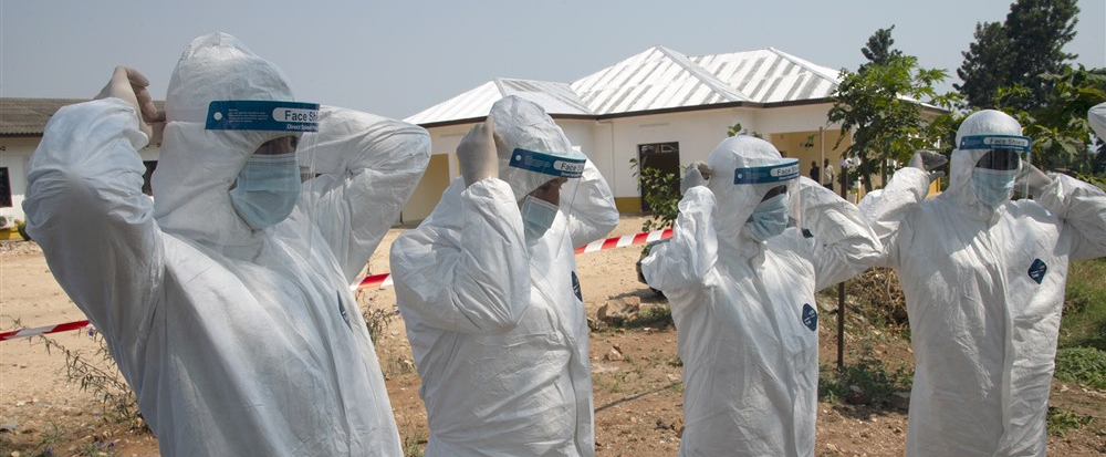Ebola outbreak declared a public health emergency of international concern