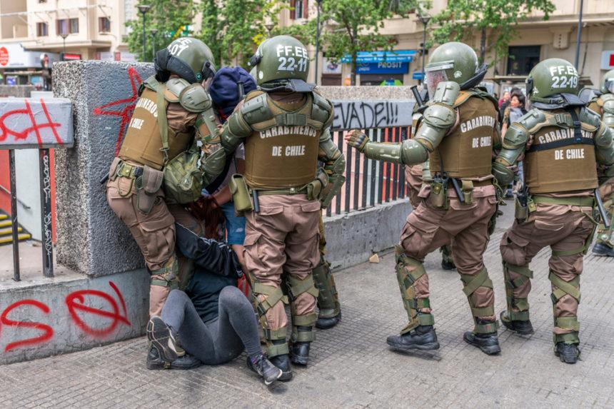 Chile civil unrest
