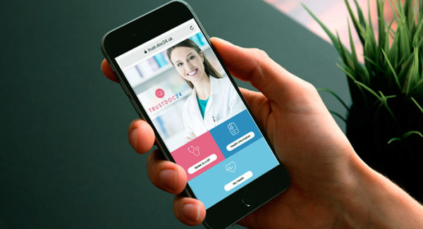 GP Surgery App TrustDoc24