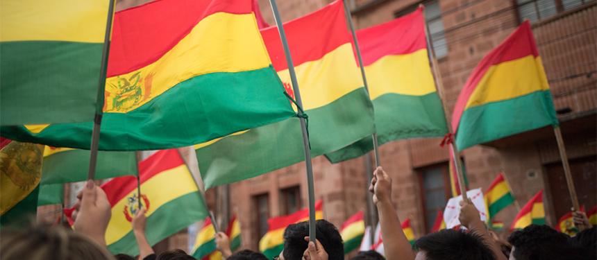 Bolivia Protests 2019
