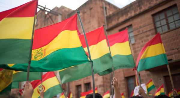 Bolivia protests 2019 feature
