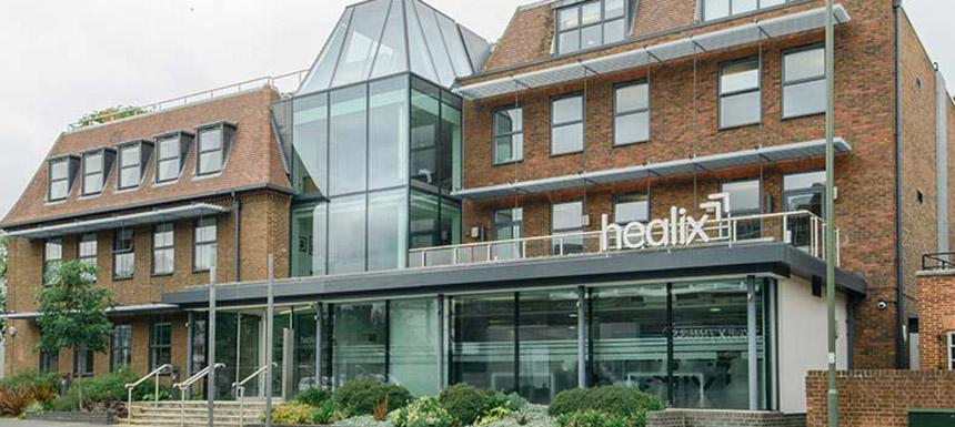 Healix house