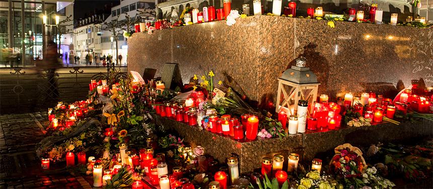 Germany Far Right Hanau Attack