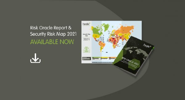 Healix Risk Forecasts 2021 are available to download now