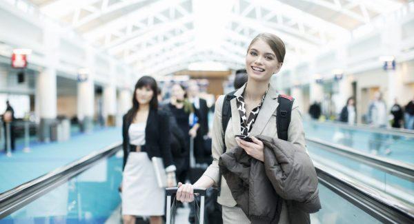 Female travellers