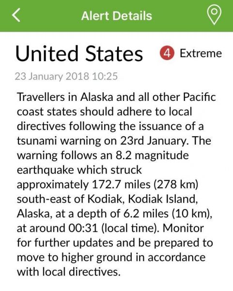 TO Level 4 Tsunami