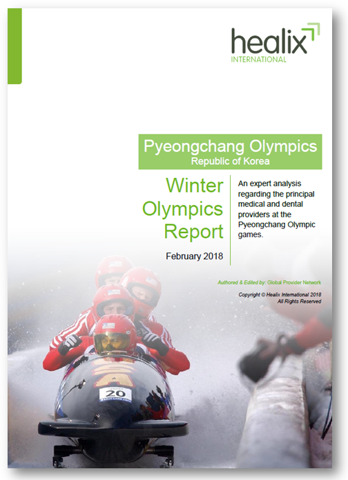 Winter Olympics Report